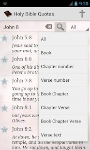 Holy Bible Quotes WEB - screenshot thumbnail