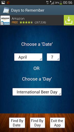 【免費生產應用App】Days To Remember-APP點子