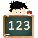 Kids Learn n Write 123 (Free) icon