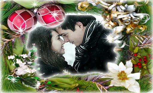 Christmas Frame Collage HD