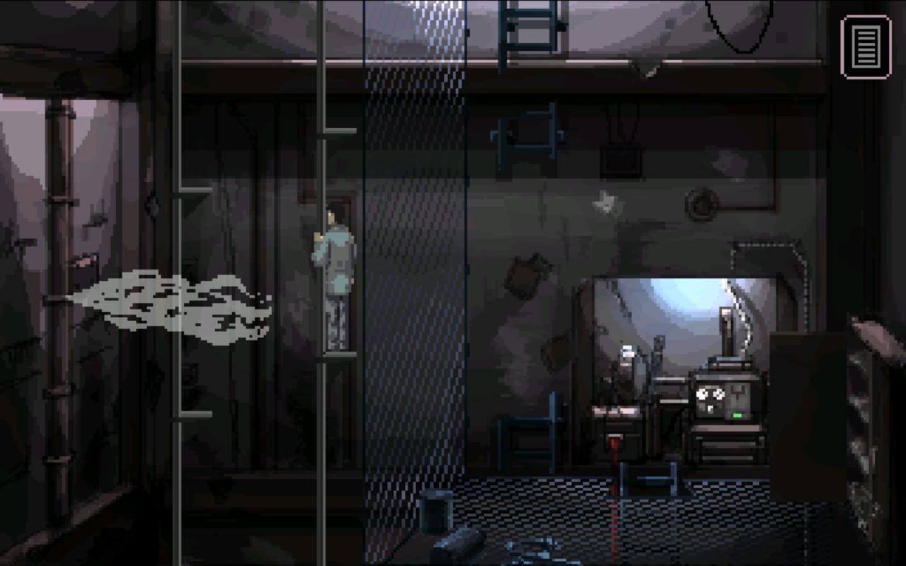 Gemini Rue screenshot #1