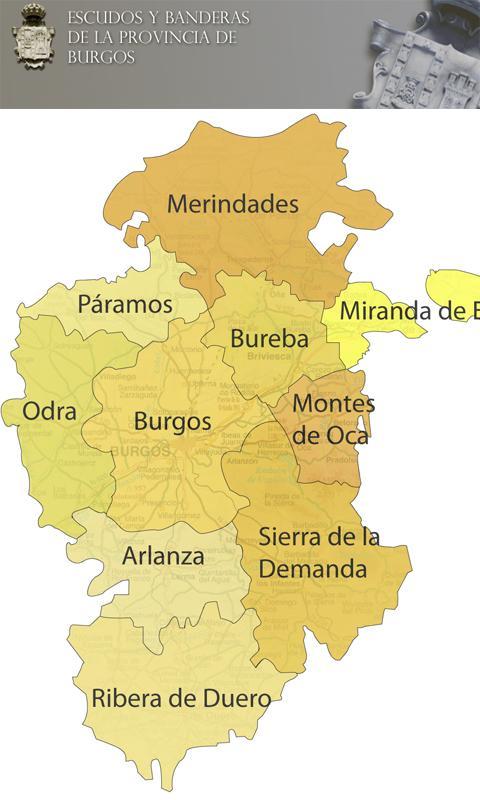 Escudos Burgos- screenshot
