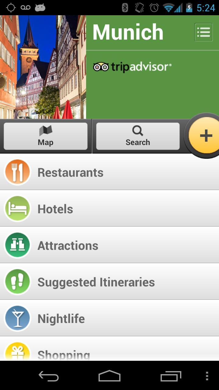Munich City Guide screenshot #1