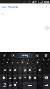Malay for GO Keyboard - Emoji- screenshot thumbnail