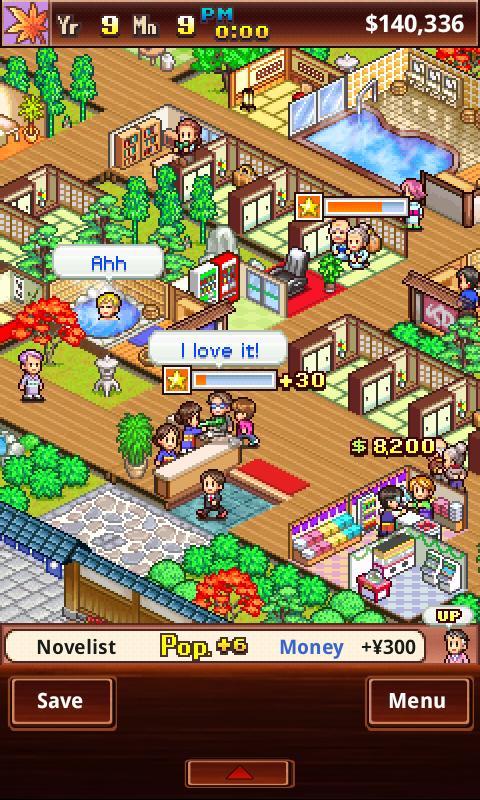 Hot Springs Story screenshot #1