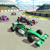 F1 Simulator Driving