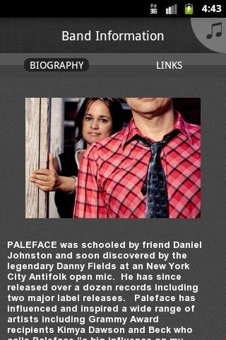 PALEFACE - screenshot