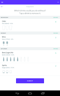 Drinks Meter- screenshot thumbnail