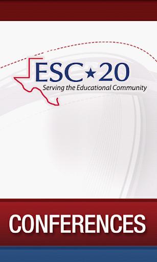 ESC20 Conferences