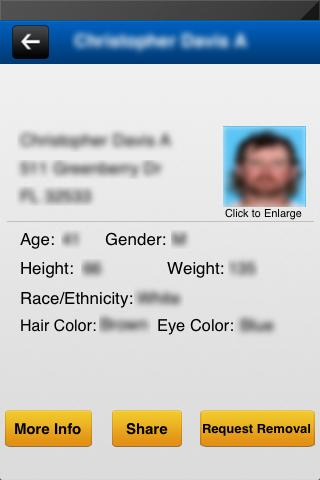 Sex Offender Registry Archives- screenshot