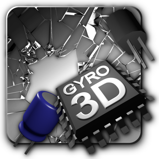 Cracked Screen 3D Parallax HD