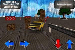 Screenshot of Paper Cars BETA