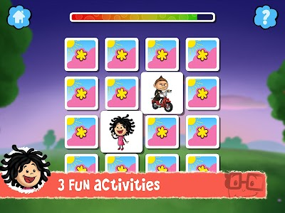 Ella Bella Bingo Bicycle Thief v1.1