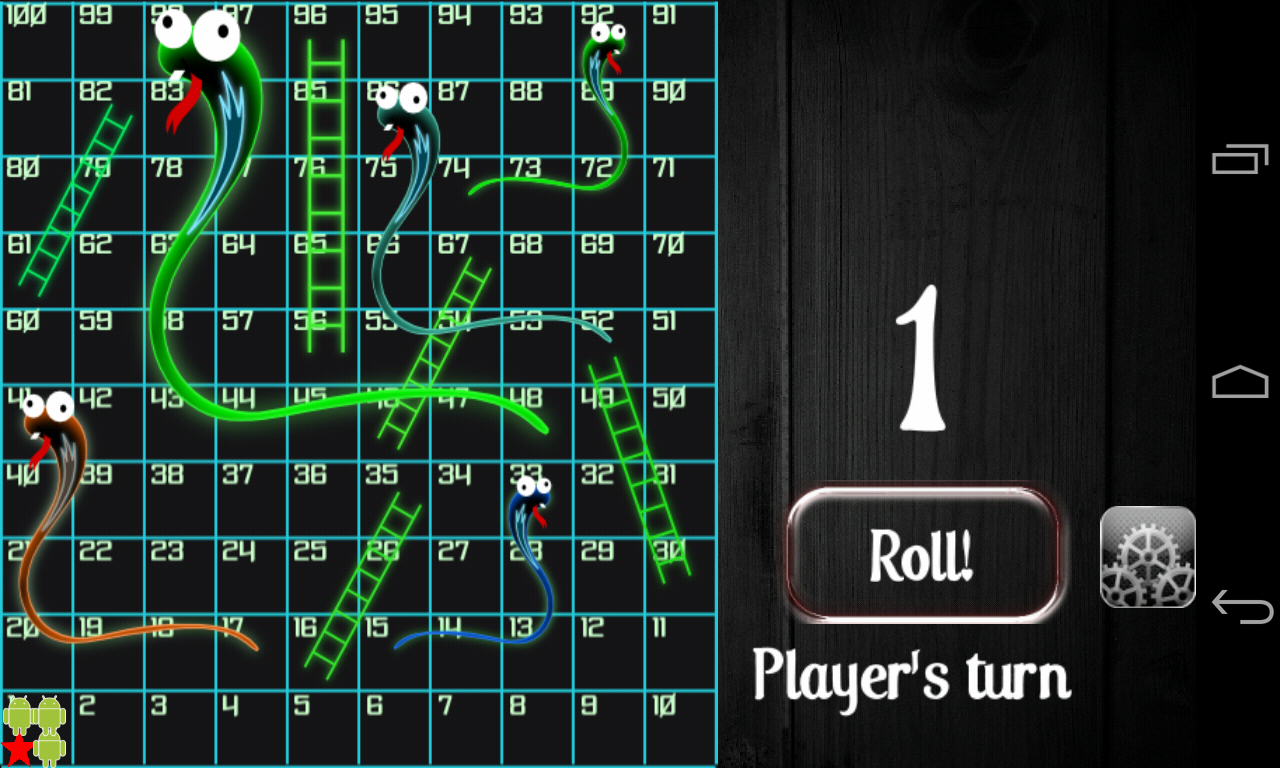 Snake & Ladder Board Game Free- screenshot
