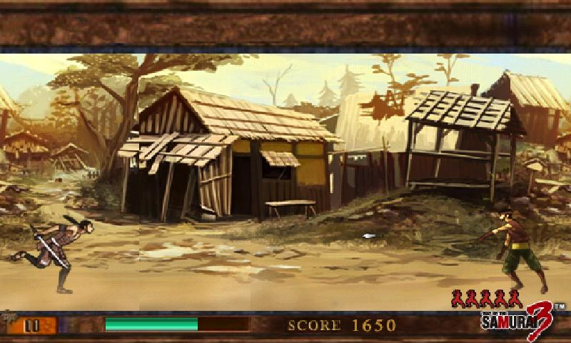 WAY OF THE SAMURAI 3 - screenshot