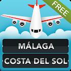 Aeropuerto de Málaga AGP icon