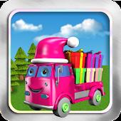 Gift Truck-Unblock:Kids Car