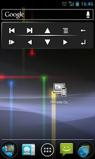 Remote Control Widget- screenshot thumbnail