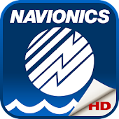 Navionics Boating HD