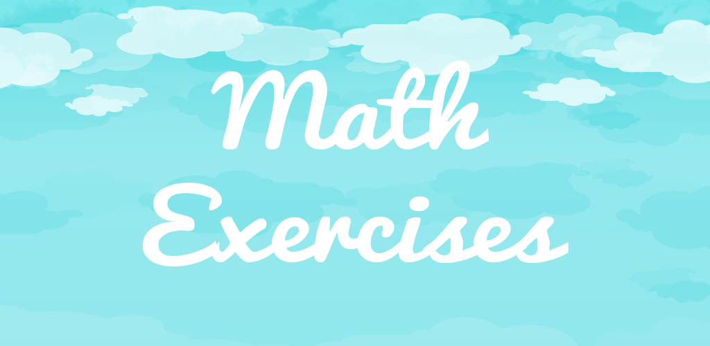 Math Exercises 1.03 Apk Download - com.bbgames.mathexercises APK free