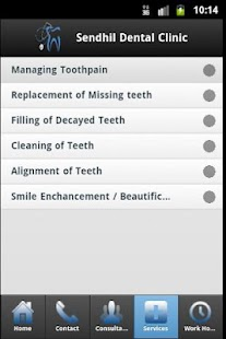 Chennai Dental- screenshot thumbnail
