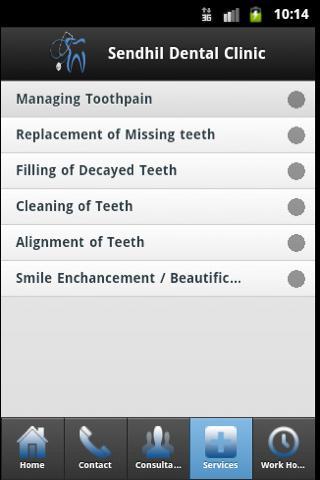 Chennai Dental- screenshot