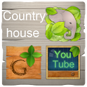 CountryHouse_GO Launcher Theme icon