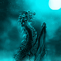 Dragon of Light Live Wallpaper icon