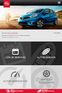 Nissan CR Agencia Datsun screenshot 1