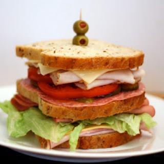 The Dagwood Sandwich.