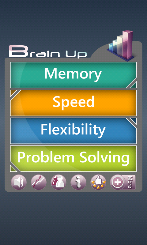 Brain Up- screenshot