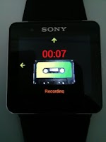 Screenshot of Spy for SmartWatch 2