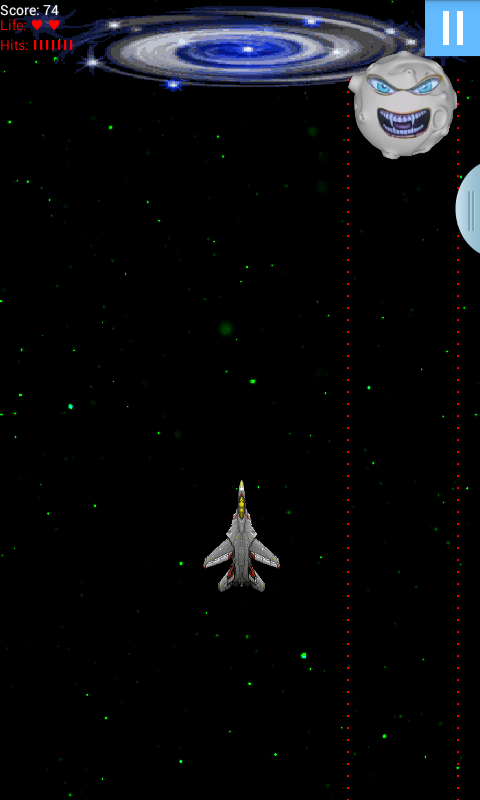 Sky Shooter - screenshot