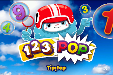 123 POP! Learning Numbers- screenshot thumbnail