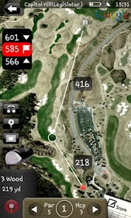 Mobitee GPS Golf Free - screenshot thumbnail