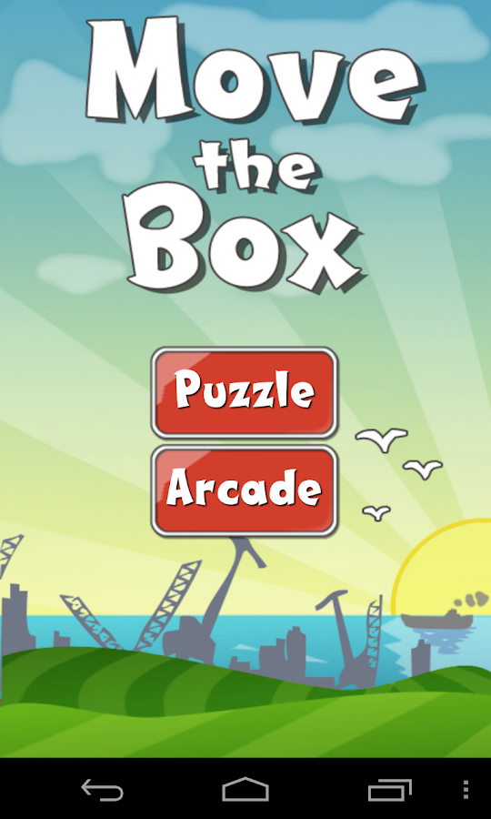 Move the Box Pro - screenshot