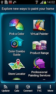Nerolac Color Style - screenshot thumbnail