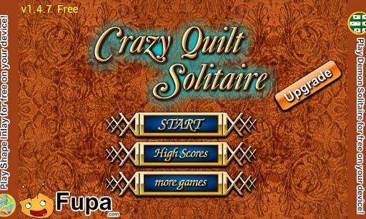 Crazy Quilt Solitaire Premium