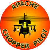 Apache Chopper Pilot 3D HD