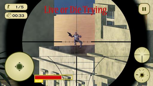 無料动作Appの砂漠狙撃撮影3D|記事Game