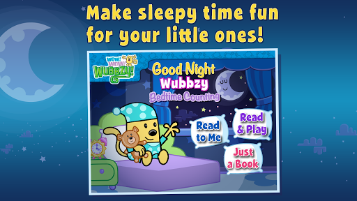 Good Night Wubbzy Counting