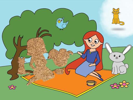 免費下載教育APP|公主的童話拼圖免費 app開箱文|APP開箱王