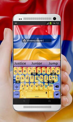 玩個人化App|亞美尼亞 TouchPal Theme免費|APP試玩