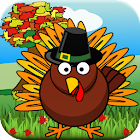 Thanksgiving Games Puzzle Plus icon
