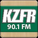 KZFR Radio icon