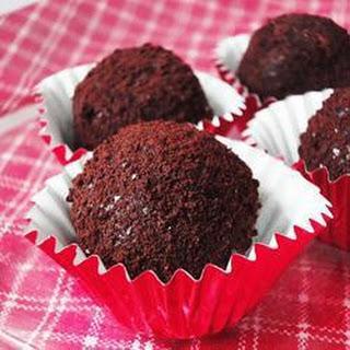 Basic Dark Chocolate Truffles Recipe
