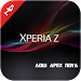 Xperia Z Theme 4 All Launcher