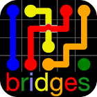 Flow Free: Bridges icon