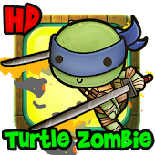 Turtles Killer Zombies HD