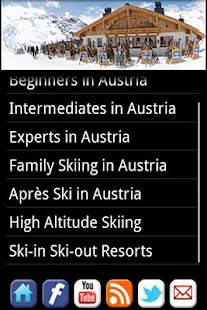 Skiing Austria- screenshot thumbnail